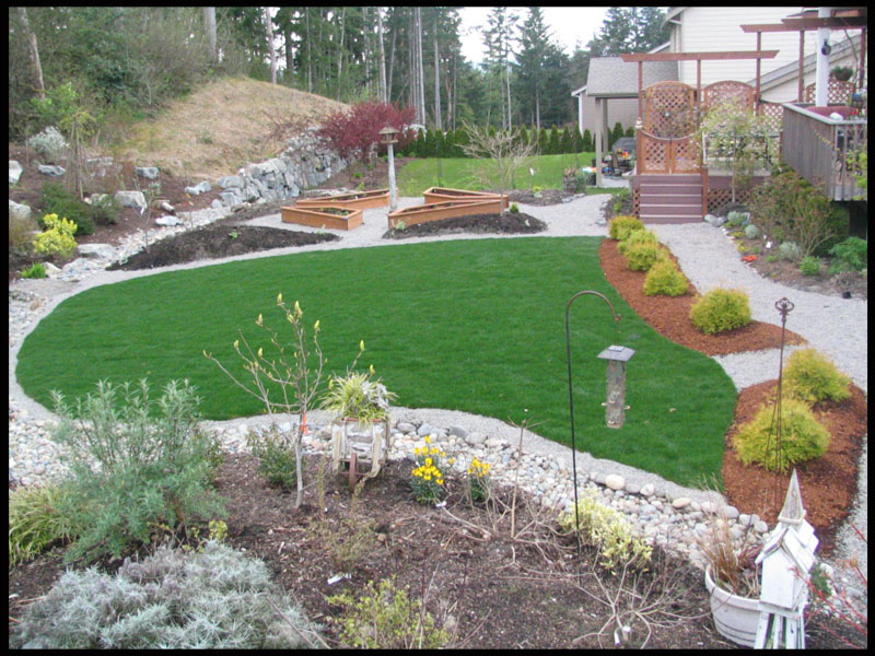 landscapers gig harbor