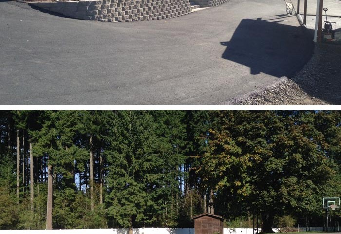 retaining wall service