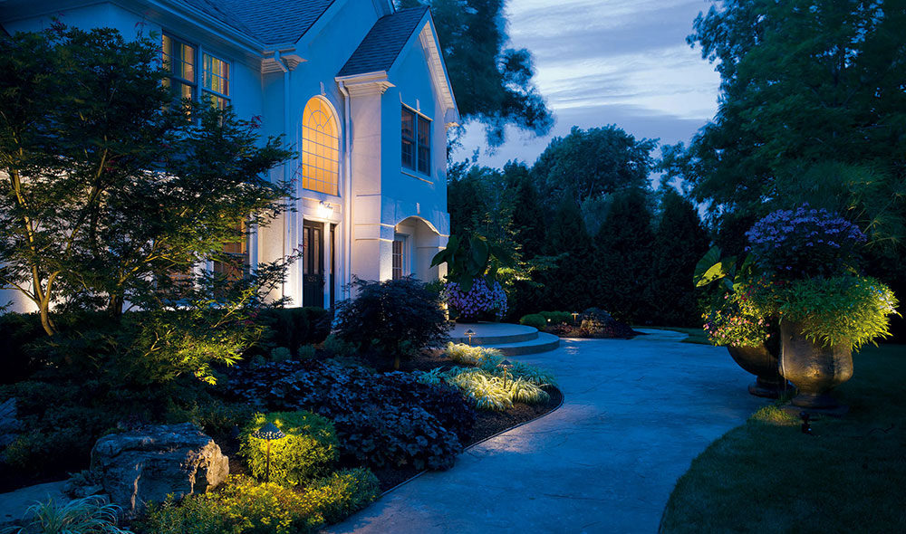 landscape lighting tacoma