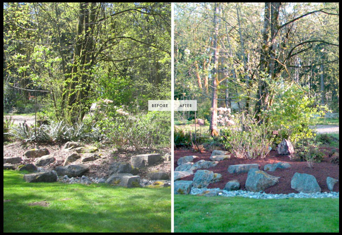 Landscaping Rocks Tacoma : Gallery landscape contractor gig harbor garland
